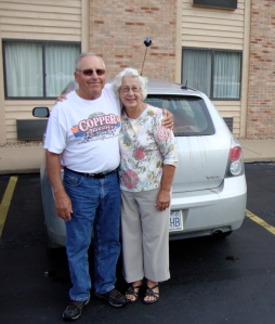 Carroll and Jane—20% of the Democrats from Green, Kansas.